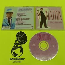 Frank Sinatra taking a chance on love - CD Compact Disc