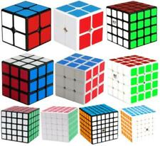 Rubiks Cube Magic Speed Puzzle Black White 2x2/3x3x3/4x4x4/5x5x5/6x6x6 Cubo NEW