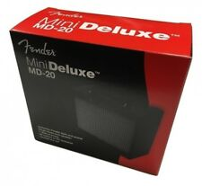 NEW Fender 0234810000 MINI DELUXE AMPLIFIER MD20 for guitar from JAPAN