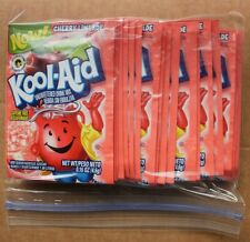 24 packets of KOOL-AID drink mix: CHERRY LIMEADE flavored UNSWEETENED vitamin c
