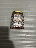 Vintage home interior spring valley scents cranberry jar candle