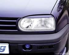 -SONDERPOSTEN- Mattig-Scheinwerferblenden zum Kleben VW Golf III