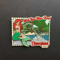 DLR - Wish You Were Here 2007 - Ariel - Limited Edition 1000 Disney Pin 54153