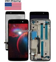 "FOR 5.2"" BLACKBERRY DTEK50 STH100-1 STH100-2 LCD DISPLAY+TOUCH SCREEN+FRAME US"
