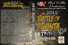 2015 Battle of Atlanta World Karate Championships Tournaments DVD