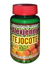 Raiz de Tejocote 30 Capsulas de 500 mg.  Baje de Peso sin dieta without diet
