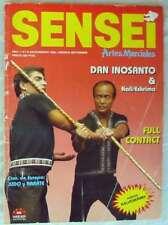 SENSEI - REVISTA DE ARTES MARCIALES - Nº 6 JULIO / AGOSTO 1988 - VER SUMARIO