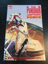 """The Punisher:G-Force, Incredible Condition 9.0(1992)""""Soft Cover"""""""