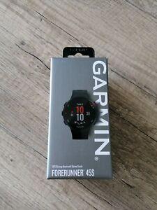 Garmin Forerunner 45S - schwarz - NEU