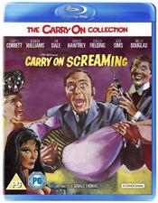 Carry on Screaming Blu-ray 1966 DVD Region 2