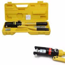 Hydraulische Presszange Crimpzange  10 - 300 mm² Quetschzange Kabelschuhe Zange