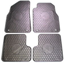 NEW UNIVERSAL CAR CARPET FLOOR MATS SET OF 4 MG MOTOR UK TF 08-ON