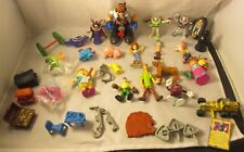 Toy Story Lot Disney buzz rennie woody Pixar toys pvc Phineas Ferb scooby 36 pcs