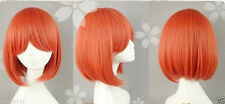 Uta no Prince-sama Nanami Haruka Short orange cosplay wig NEW