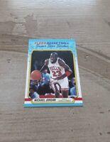 Michael Jordan 1988 Fleer #7 Chicago Bulls LOT SEE BELOW RP