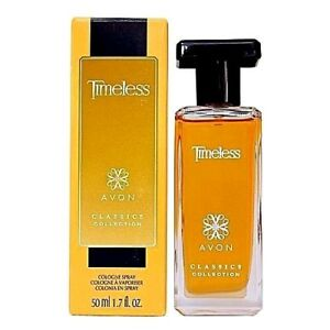 Avon Timeless Perfume Cologne Spray 1.7oz ~ New in Box  CLASSICS COLLECTION