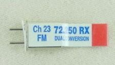 Airtronics DC 72Mhz  FM Receiver Crystal - CH23 72.250