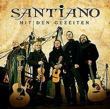 Mit den Gezeiten von Santiano   CD   Zustand sehr gut