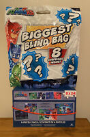 Lot of 2 Large Blind Bag with 8 Surprises & 8 Puzzle Pack