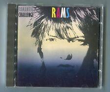 RAMS cd ROMANTIC CHALLENGE © 1987 - virgin 258 964-222 - no barcode - rock POP