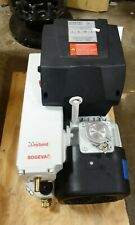Leybold Sogevac Sv40 65 Bifc Single Stage Rotary Vane Pump