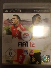 FIFA 12 (Sony PlayStation 3, 2011) Spiel Game Fußball