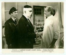 """HUMPHREY BOGART ORIGINAL WARNER BROS PHOTO """"DARK PASSAGE"""" DRIGGS 1947"""