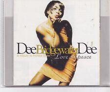 Dee Dee Bridgewater-Love And Peace cd album