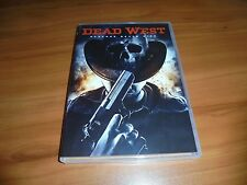 Dead West (DVD, Widescreen 2017) Brian Sutherland,Meagan Karimi-Naser Used