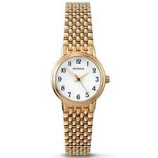 Sekonda Yellow Gold Plated Ladies Watch 4090
