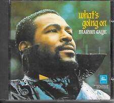 MARVIN GAYE - What's going on CD Album 9TR (RE-ISSUE) 1971/199? Tamla Motown