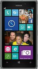 Nokia Lumia 925 4,5 Zoll Touchscreen schwarz