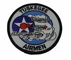 USAF ARMY AIR CORPS TUSKEGEE AIRMEN PATCH WWII AFRICAN AMERICAN BLACK HISTORY