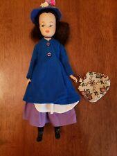 """Vintage Horseman MARY POPPINS Doll 1960s 12"""" Hong Kong"""