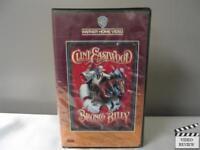 Bronco Billy (VHS) Large Case Clint Eastwood Sondra Locke