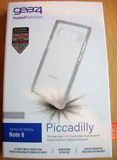 Gear 4 Samsung Galaxy Note 8 Piccadilly cubierta caso Orquídea 1st clase franqueo