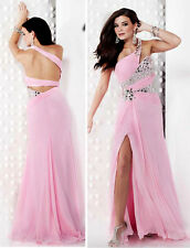 NWT RIVA DESIGNS $370 Pink Formal Pageant Prom Gown 4