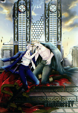 Hetalia Axis Powers Doujinshi Germany x Prussia Instinct IV S-Style