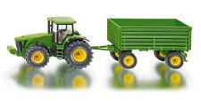 SIKU John Deere 8000 Tractor w/ trailer 1:50 Scale NEW