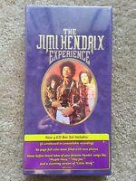 NEW SEALED JIMI HENDRIX EXPERIENCE by JIMI HENDRIX 4 CD Box Set M.C.A 2000