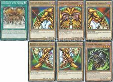Exodia Necross Deck - Contract With Exodia - Armageddon Knight + Bonus - Yugioh