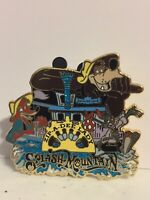 Splash Mountain Brer Rabbit Fox Boat fantasy pin Zip-A-Dee-Lady Disney's Ride