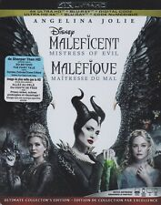 DISNEY MALEFICENT 2 MISTRESS OF EVIL 4K ULTRA HD & BLURAY & DIGITAL SET