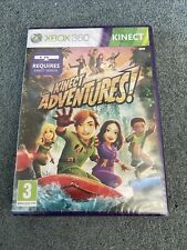 Brand New & Sealed - Kinect Adventures! - Xbox 360