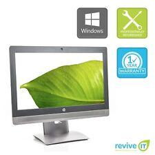 HP ProOne 600 G2 Non-Touch AIO Core i5-6500 Min 3.20GHz 8GB 128GB SSD Win 10 Pro