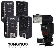 Yongnuo YN-622C Wireless E-TTL Flash Trigger 4PCS for Canon 70D 60D 5D III 7D II