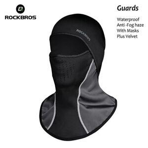 Rockbros Balaclava Anti-fog Hat Windstopper Headscarf Thermal Cap Wholesale