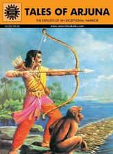 Tales Of Arjuna The Exploits Of Exceptional Warrior Comic Book Children's Kids