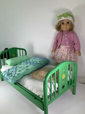 """Vintage American Girl Doll Kit 18"""" with Original Bed"""