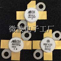 1X MRF433 NPN SILICON RF POWER TRANSISTOR NPN SILICONS mrf433